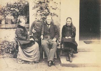 Beatrix Potter et sa famille
