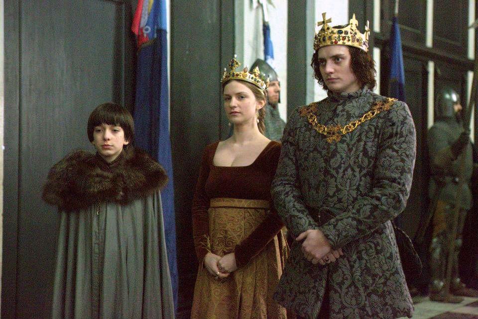 The white queen - La Reine blanche - Les Chroniques de l'Histoire