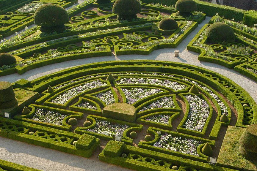 Jardins de Hautefort