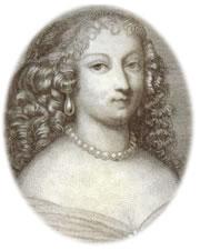 Marie de Hautefort - Louis XIII