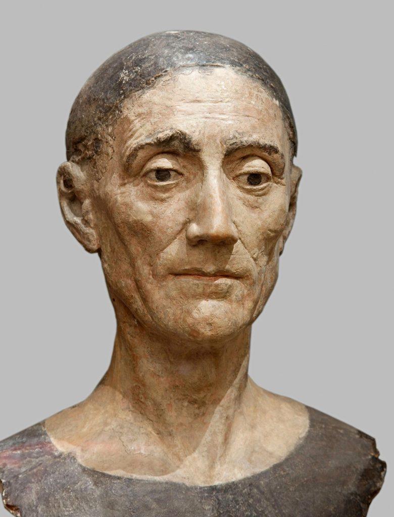 Buste funéraire d'Henri VII