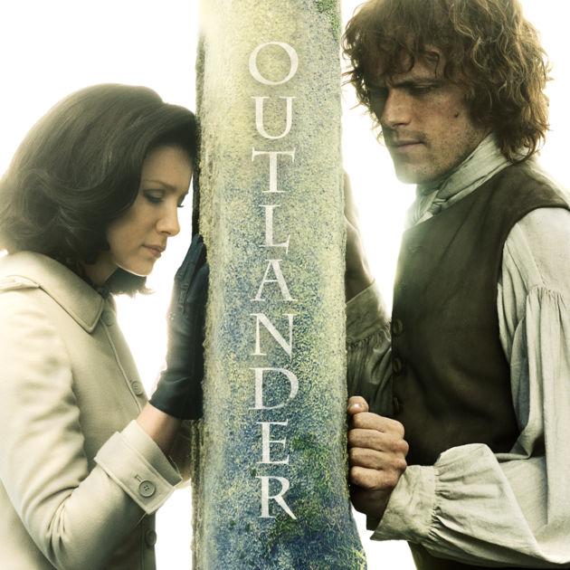 Outlander Claire et Jamie