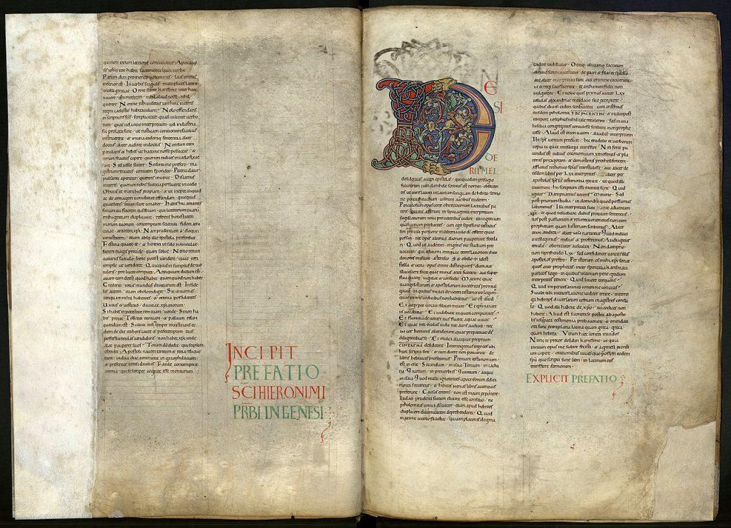 Bible de la Sauve-Majeure
