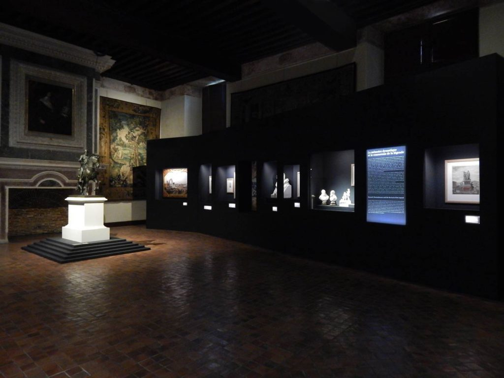 Cadillac salle Henri IV