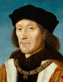 Henri VII Tudor d'Angleterre