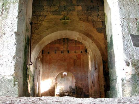 Nef de la chapelle de Saint Pau - Meylan