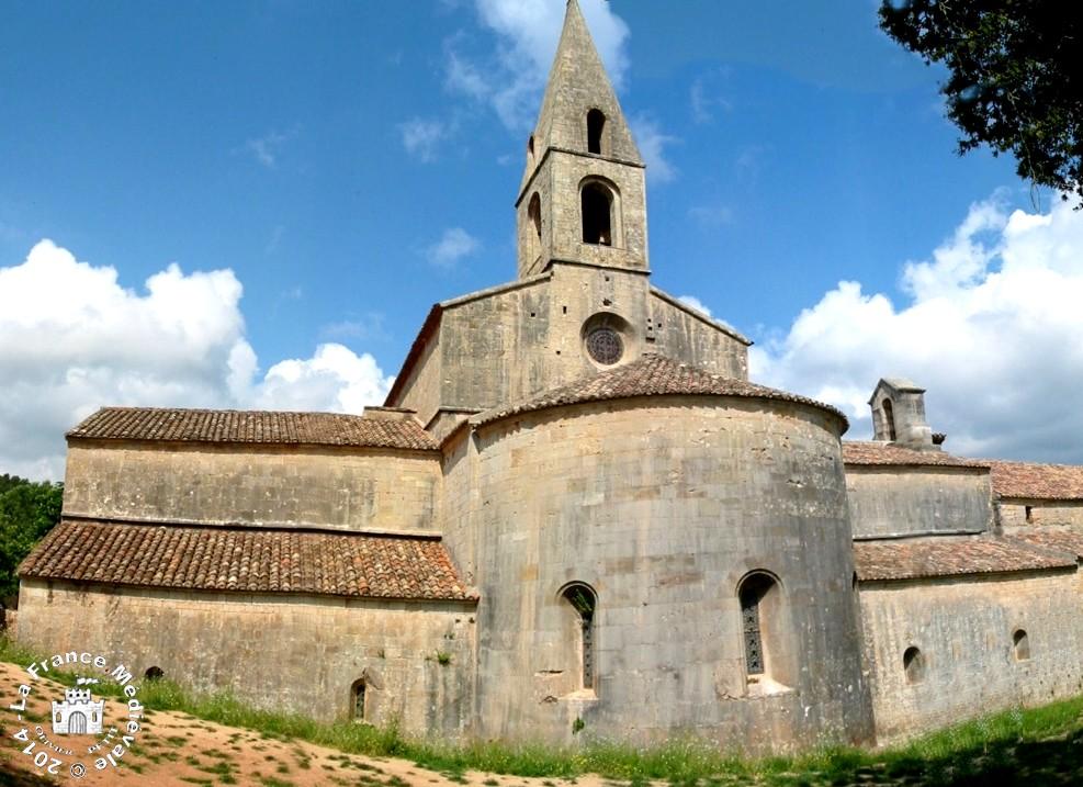 Eglise du Thoronet Var