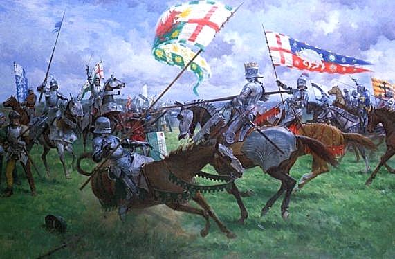 Bataille de Bosworth 1485