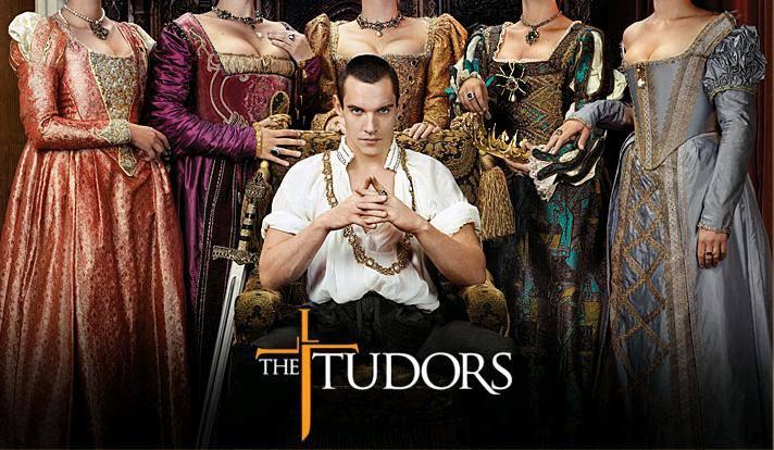 Les Tudors serie TV