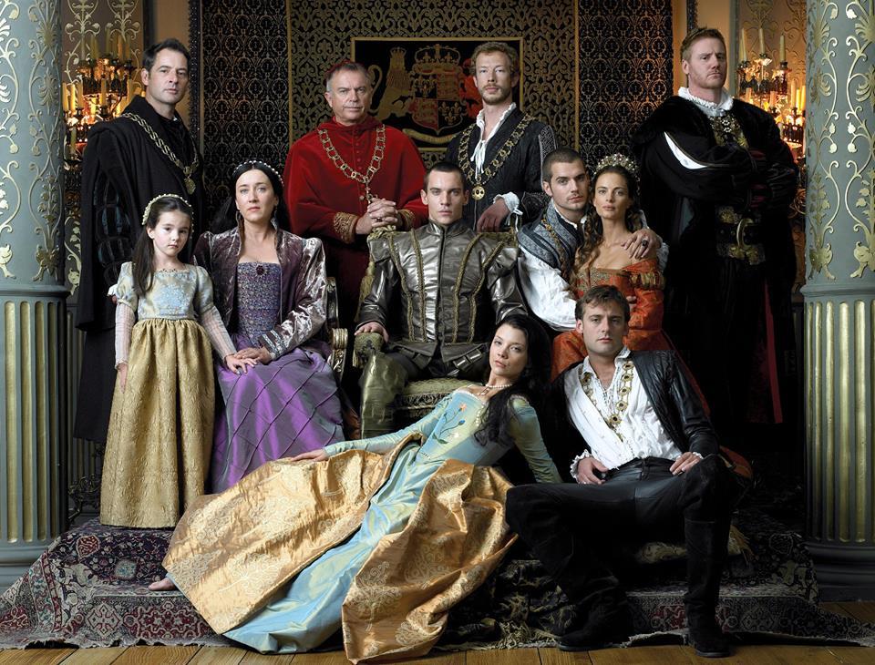 Les acteurs The Tudors série