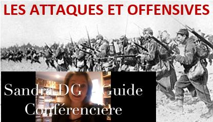 attaques et offensives