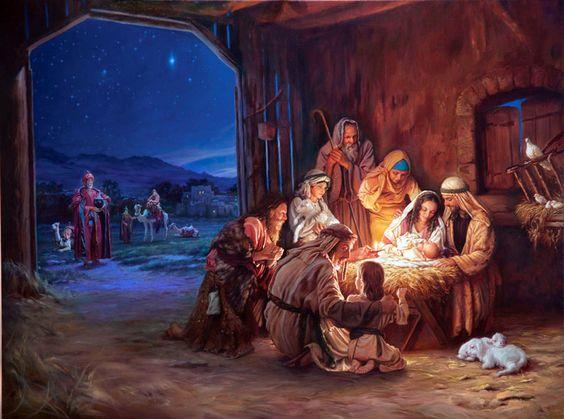 Crèche Nativité