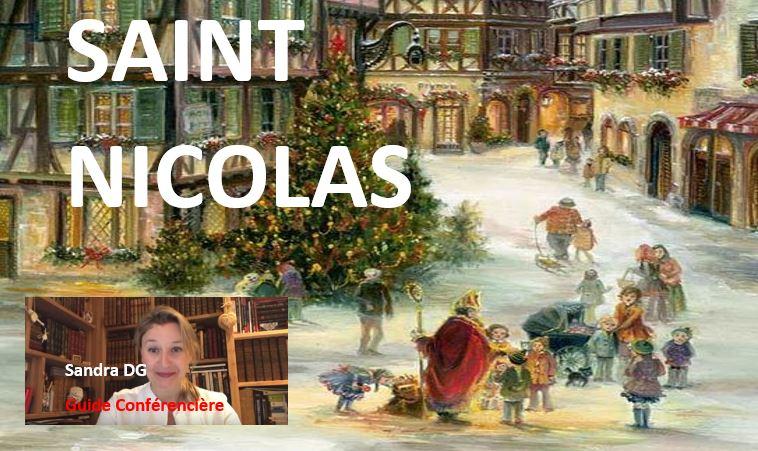 Saint Nicolas 6 décembre