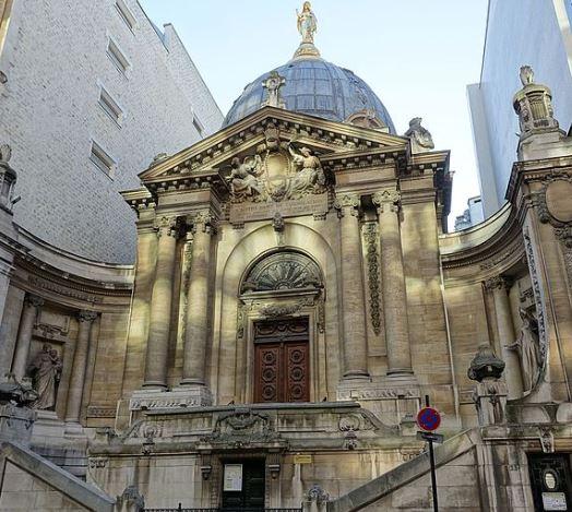 Chapelle Notre Dame de a Consolation