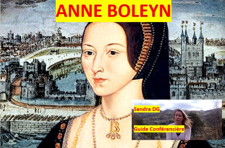 Anne Boleyn seconde épouse Henri VIII