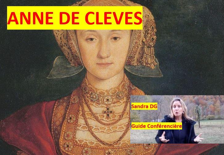 Anne de Clèves - quatrième épouse d'Henri VIII