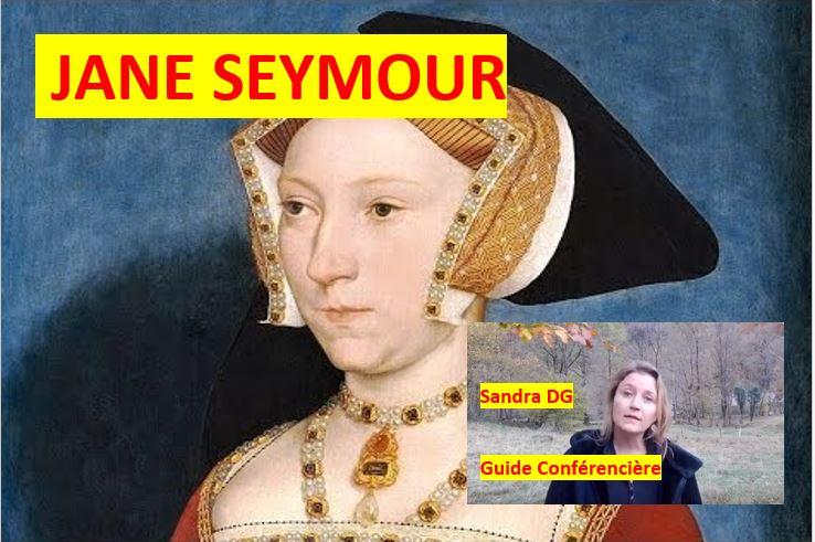 Jane Seymour troisième épouse d'Henri VIII