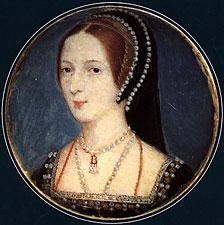 portrait Anne Boleyn