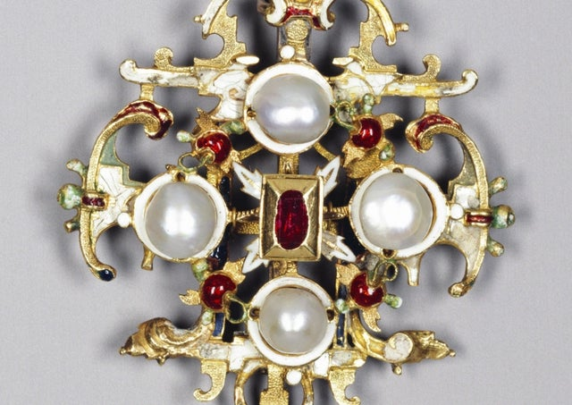 Broche Marie Seaton - Collection of Her Majesty The Queen