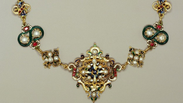 Collier Marie Seaton - Collection of Her Majesty The Queen