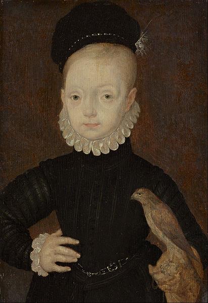 Arnold Bronckorst - James VI and I, 1566 - 1625. King of Scotland 1567 - 1625. King of England and Ireland 1603 - 1625