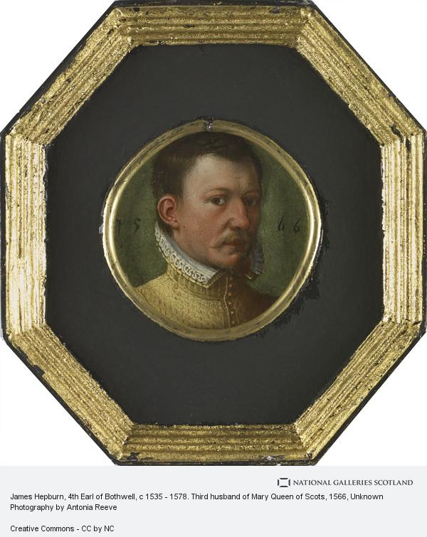 Lord Bothwell - troisième mari de Marie Stuart