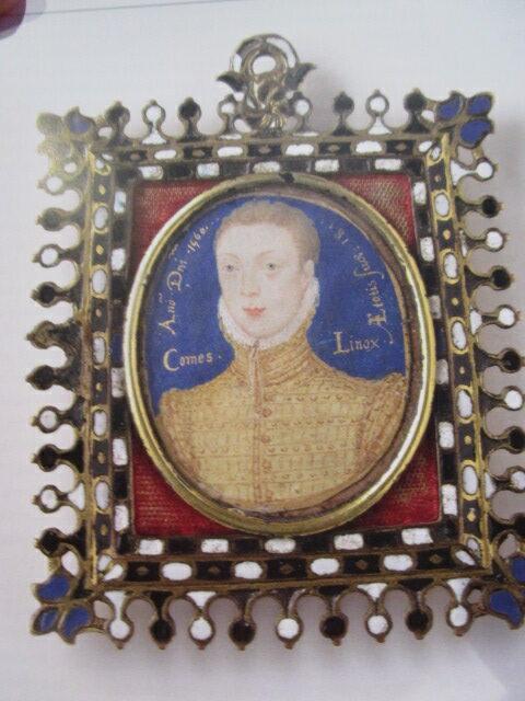 Lord Darnley - second mari de Marie Stuart