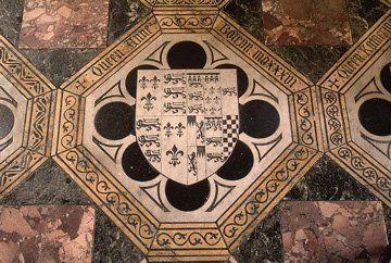 Emplacement de la sépulture d'Anne Boleyn