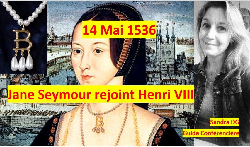 Jane Seymour et Henri VIII - 14 mai 1536