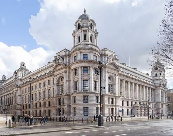 Whitehall - Londres