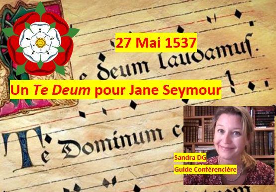 Te Deum pour Jane Seymour