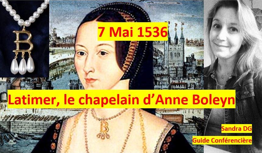 Latimer chapelain d'Anne Boleyn