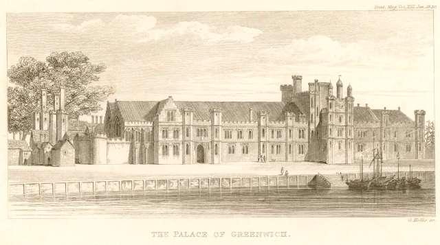 Palais de Greenwich