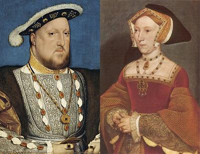 Henri VIII et Jane Seymour