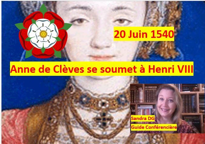 20 juin 1540