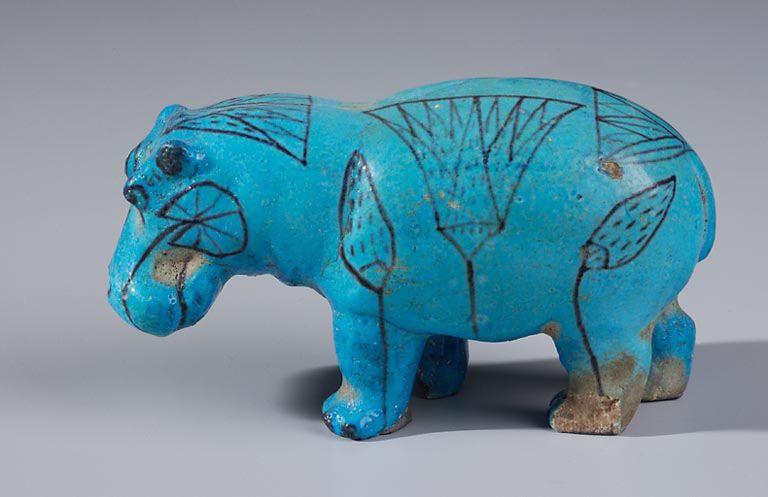 hippopotame d'Egypte