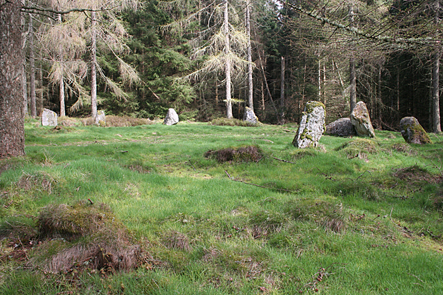 Nine Stanes of Mulloch