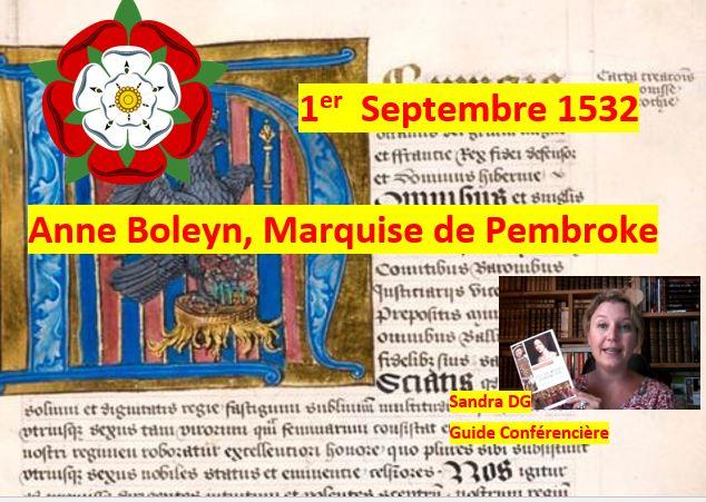 Anne Boleyn Pembroke