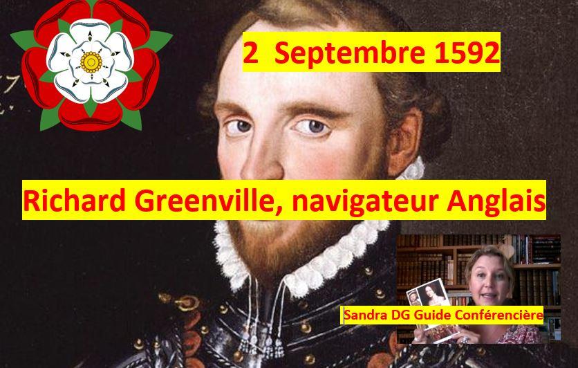2 sept 1591 Greenville