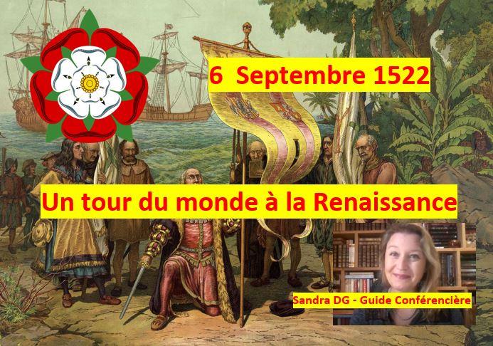 6 sept 1522