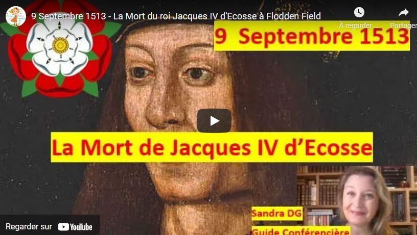 Jacques IV Ecosse