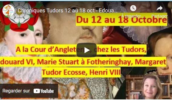 12 - 18 oct Tudors