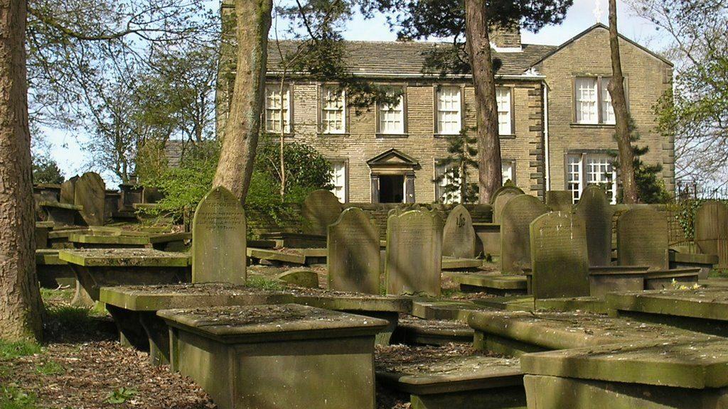 presbytère Brontë