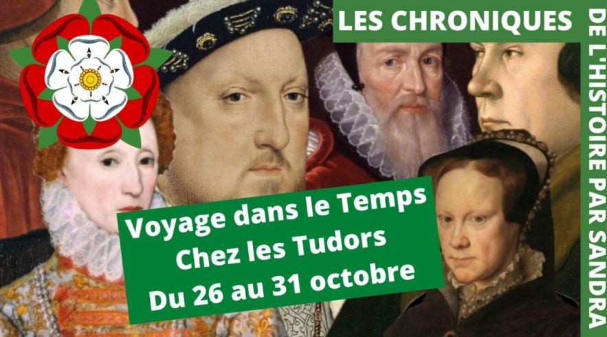26 -31 oct Tudors