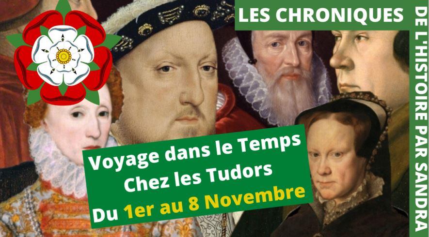 1 - 8 nov Tudors
